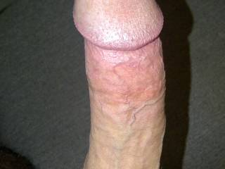 That cock is delicious...and I would love sucking on that hot sexy cockhead.  Mmmmm, I want to swallow your cock.  MILF K