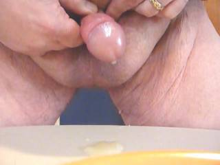 Time to cum after a long enjoyable session with Zoig.