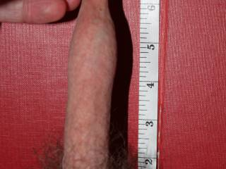 Very nice flaccid penis and especially impressive foreskin.  And I love the natural hair on the shaft, aids with lubrication during intercourse.  From Mrs. Floridaman