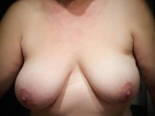 saggy tits have aged well