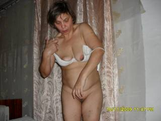 Irina, 45 Russian wife, sucking, fucking, spreading, masturbating and exposing herdelf