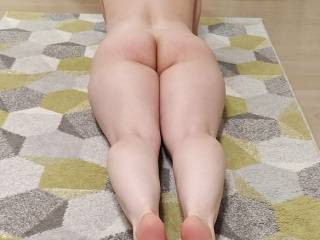 Should I spread my ass for you?