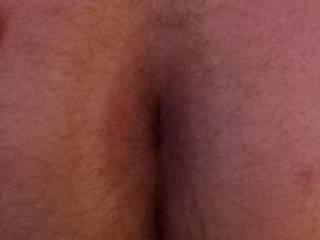 My wifeys sexy hairy ass it tastes so amazing so the hairs don\'t get in the way of eating or fucking this sexy ass hole