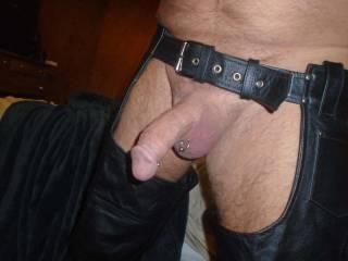 piercings & chaps