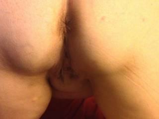 My lady\'s fine ass