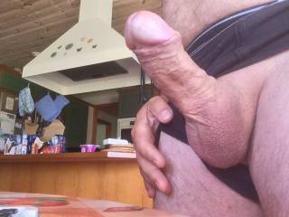 Any women wanna ride on this thick nice cock