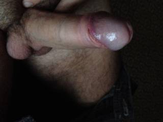 Just the thought of riding your big dick with my wet pussy makes me so badly HORNY...