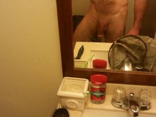 You have one hot and sexy hairy body... I would love to lick you from head to toe