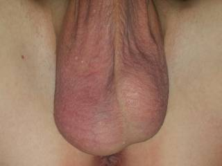 Mmmm......yes drain those big balls down my throat, then a second load balls deep in my thight virgin ass