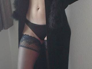 This was a photo taken for her massage website.  She has fucked and cuckolded me with strange men many times  Would you fuck her?