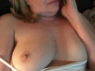 This mature woman can still ride you and another stallion for long long long time
