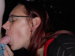 mmmmm wish i was feeling your lips on my cock now