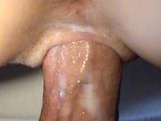 Fucking Adriana. She came all over my cock.