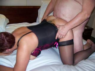 me fucking Slutty Stacy as the guy we fucked takes pics
