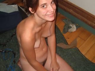 Beautiful body and face! love those perky titties!nice