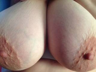 Honey, I would kiss, lick, suck, and fuck your amazing titties...