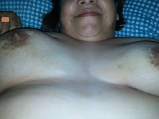 Had a night of getting my titties sucked hard.