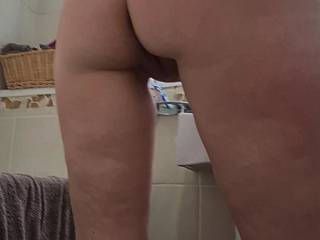 hot shower pic of sexy wife