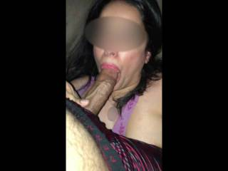 Her mouth is so good gagging and sucking cock. Love cumming on those pretty lips! Imagine feeling them on yours...