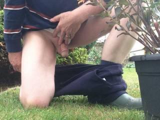 A bit of outdoor fun