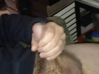 Had some time so I wanted to see if I could jerk off and not cum. I have huge cumloads when I do cum just watch my other cumloads. Do you like big fat dick and big round balls bouncing.
