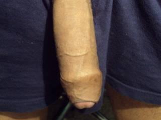 Fantastic uncut cock man...love it a lot!