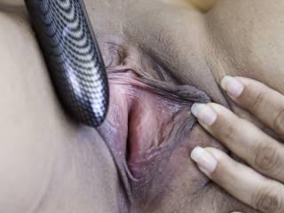 Sexy Latina wife.