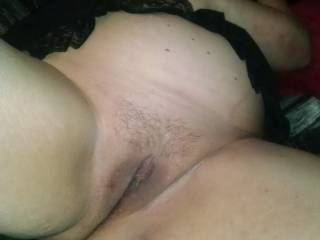 My wife showing her vagina for everybody to check it out