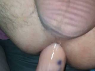 My wife really knows how fuck my ass
