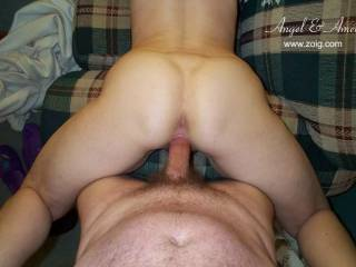 I love seeing your ass open like that. If I was in your pussy I'd have a thumb or vibe in that asshole so you would cum hard and often