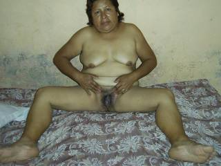 how would like some white,pink cock in that dark pussy?