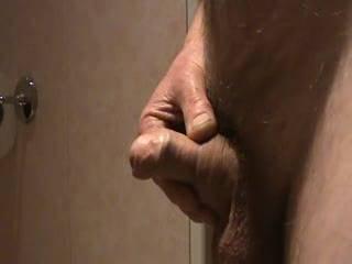 very nice...I like the way u play with your foreskin...horny, watching u ...nice head of cock too.....keep on !