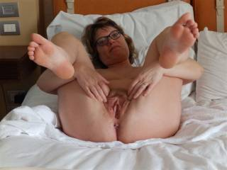 see my pussy, it want a lot of fun