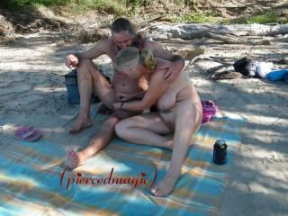very sexy couple congratulation ... ;-)