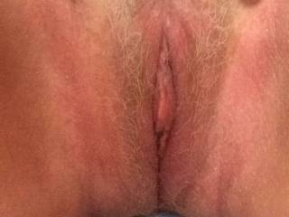 In the mood to tease me as she is away....