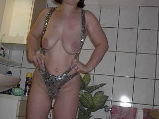 Neue Dessous ob sie Ihn gefallen ?? New lingerie if you like him ??