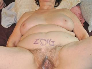 She's a 100% real Zoig Girl thru and thru! She loves getting nude in front of the camera... her turn on is to be cocked or tributed. She loves fantasizing about getting real guy's cocks rock hard and erect enjoying her.. She's so horny all the time.. Help