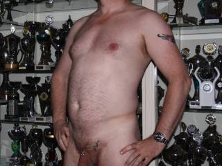 Perfect body, magnificent cock!