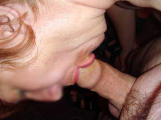 Hot pic !!!!!!!!! love to feel her Lips on my Head