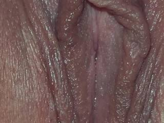 I'll lick your lips and eat your sweet pussy while you enjoy two or three orgasms!! Then, I'll fuck you hard for a long, long time!!