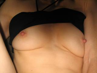 mmmmmm fantastic nipples on your hot tits.... I could suck them for ages   xooox peter