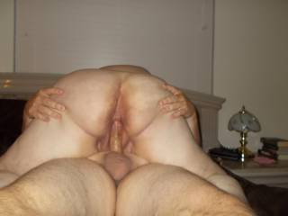 Getting ready for double pussy penetration. My wife' s boyfriend and I fucked her for hours.