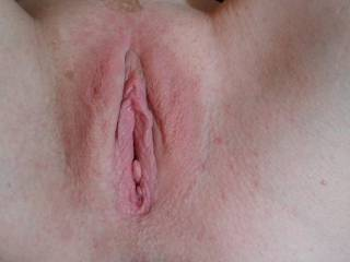Showing my little pussy
