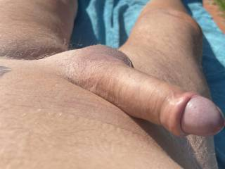 Who would like to have my cock like this to play with