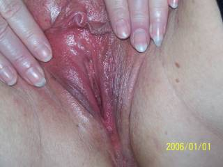 Hi,I think she has such a big clit,how i wish i can lick it all night long i have strong tongue and a stronger dick for her any time she likes.TY.BTW,she is gorgeous lady