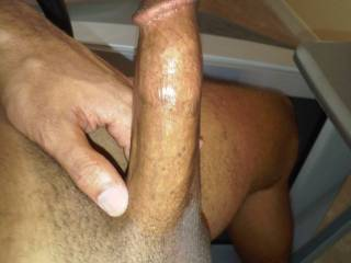 I would love to suck on your nice cock