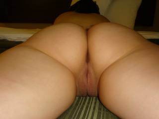 Danielle\'s sexy phat ass and pussy