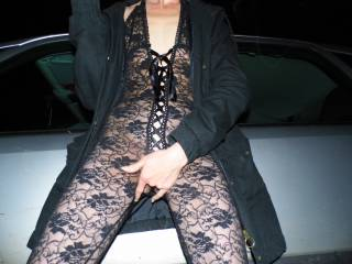Would love to watch sexy Joanne fingering herself in a carpark or anywhere else for that matter mmmm id be wanking to x x x