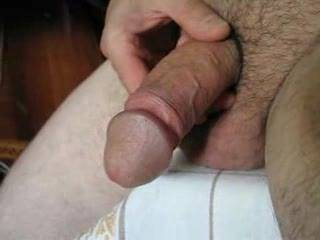 WOW your cock is great..love that foreskin and thickness...please post more.