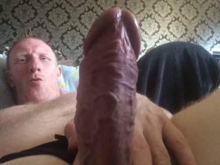 My fat little dick